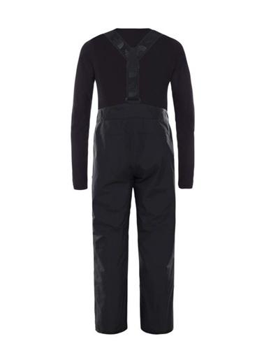 The North Face Snow Suspender Plus Çocuk Pantolon Siyah Renkli